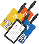 Hands Off Luggage Tags